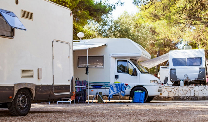 How to Hook up Cable TV at RV Park